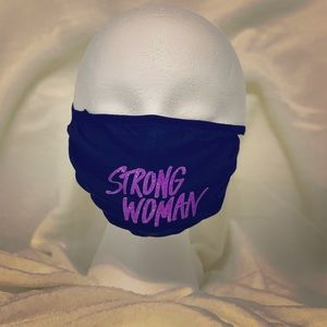STRONG Women's Face Mask